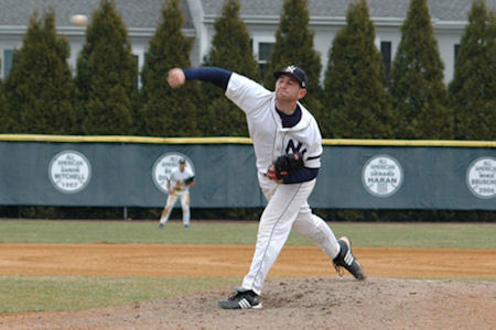 promo code d012d cee37 Lions split doubleheader with Rutgers-Newark - The College ...
