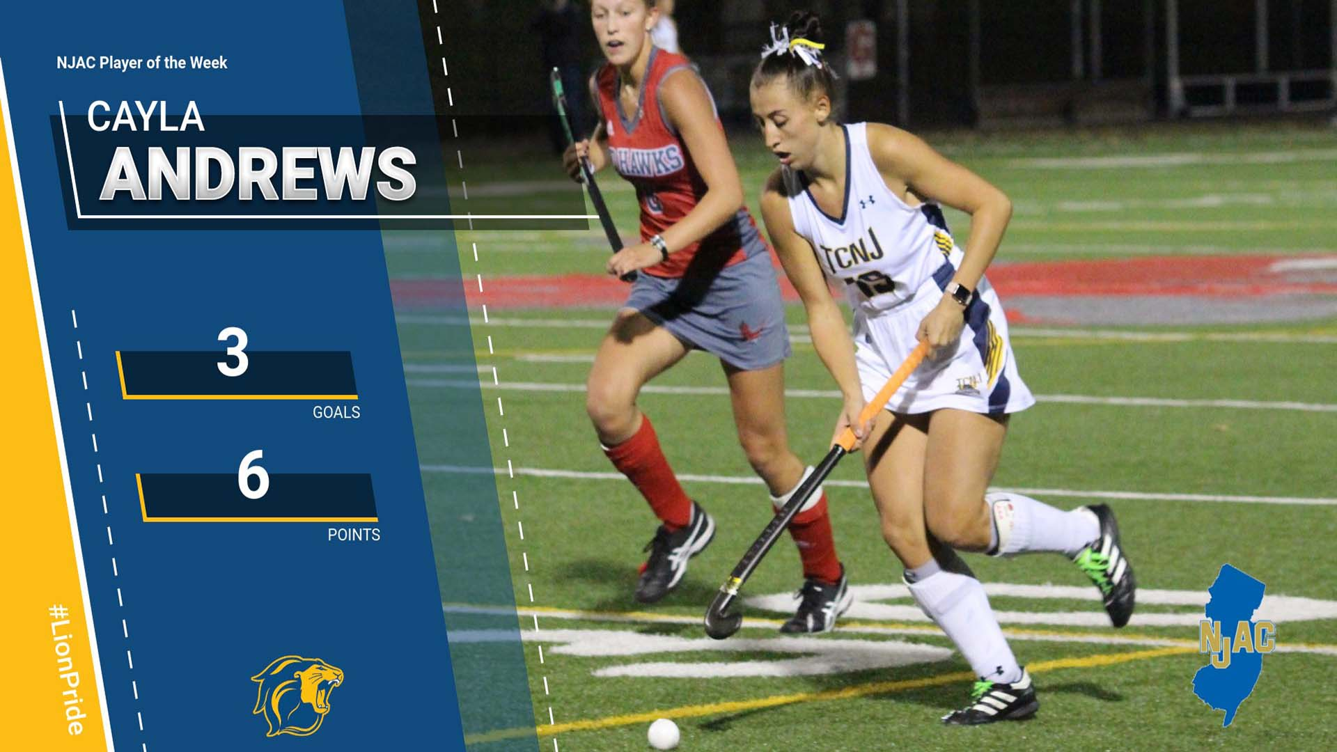 The College of New Jersey Athletics - Official Athletics Website